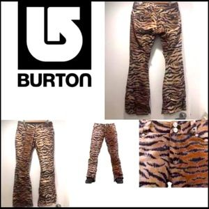 BURTON Womens Dry Ride Snowpants El Tigre